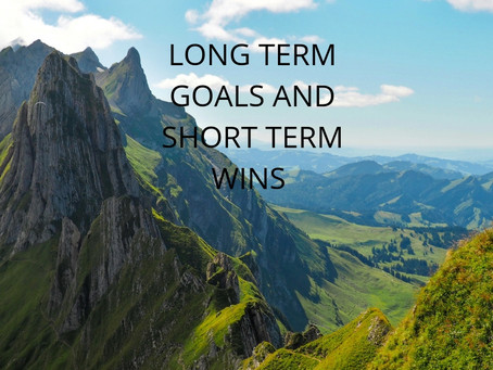 Let me help you make long-term goals and celebrate your short-term wins!
