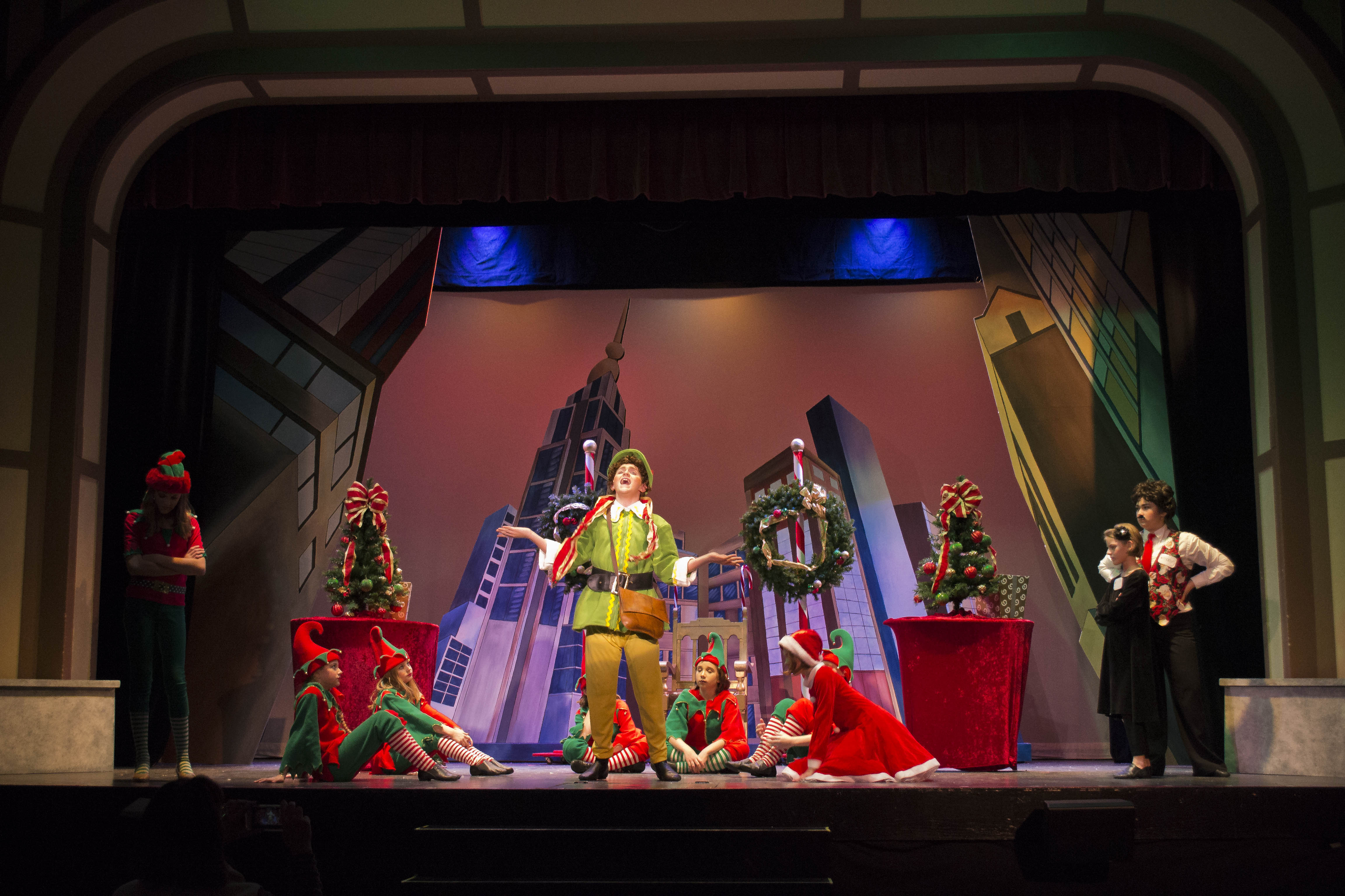 ELF JR. THE MUSICAL