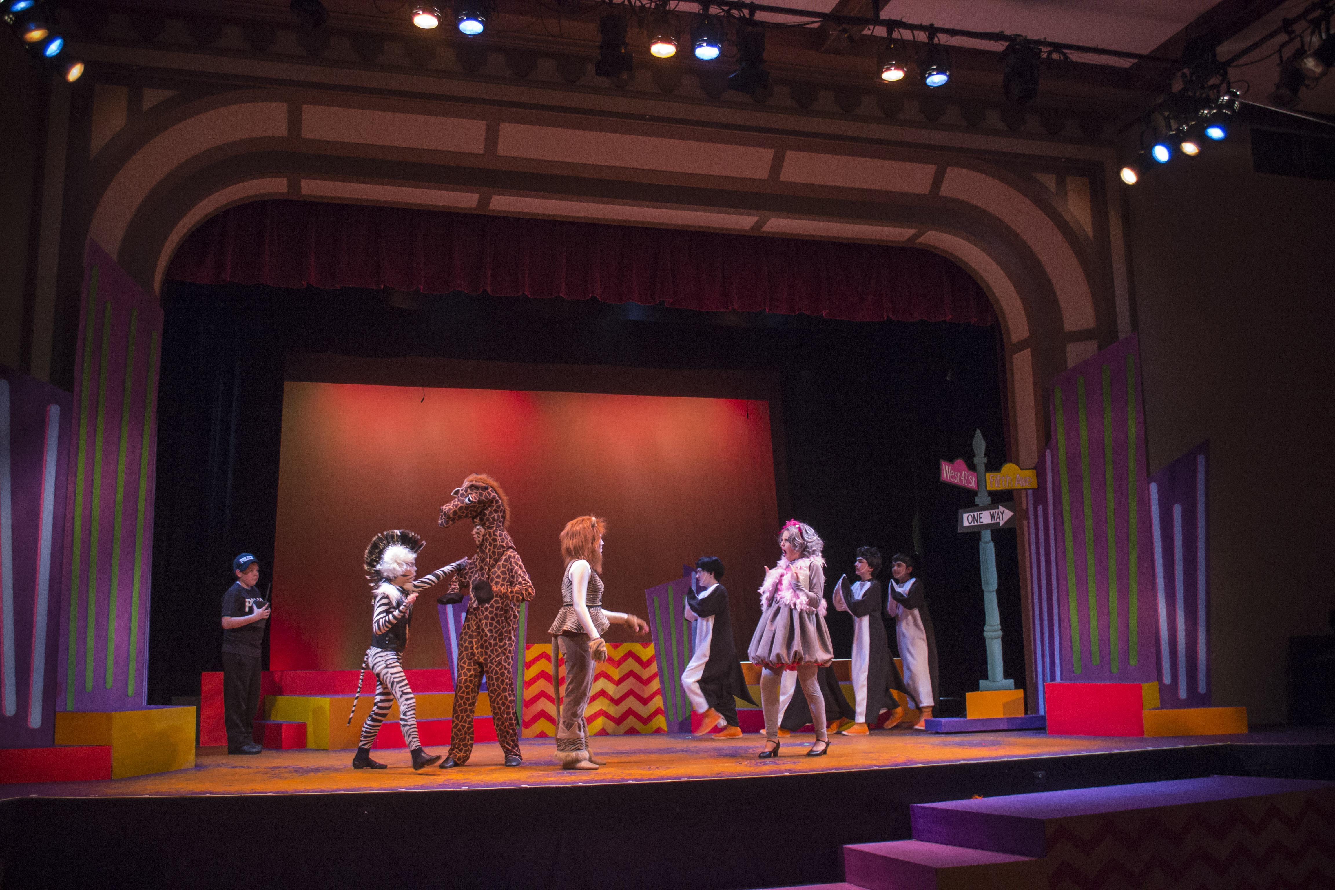 MADAGASCAR: A MUSICAL ADVENTURE