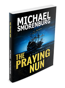 The Praying Nun, a Slave Shipwreck novel