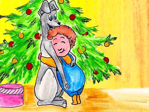 Le Noël de Clochard (Version DVD)