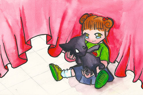 Noiraud le petit chaton (Version DVD)