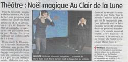 """""""Le Progrès"""" 12/12/13"""