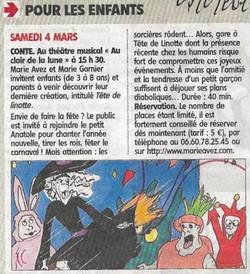 """""""Le Pays Roannais"""" 23/02/17"""