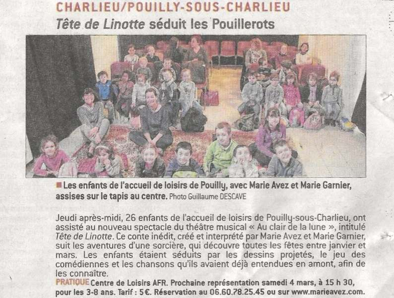 """""""Le Progrès"""" 24/02/17"""