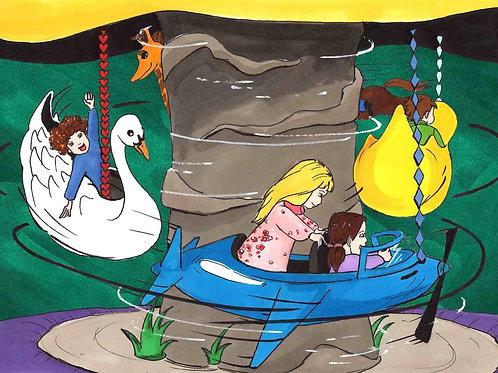 Le petit manège de Noël (Version DVD)