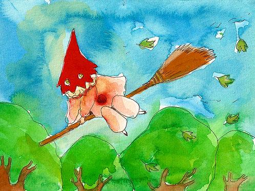 La petite planète d'Abracadabrette (Version CD)