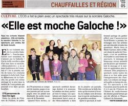 """""""Le journal de Saône-et-Loire"""" 11/09"""