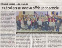 """""""Le Pays Roannais"""" 02/01/15"""