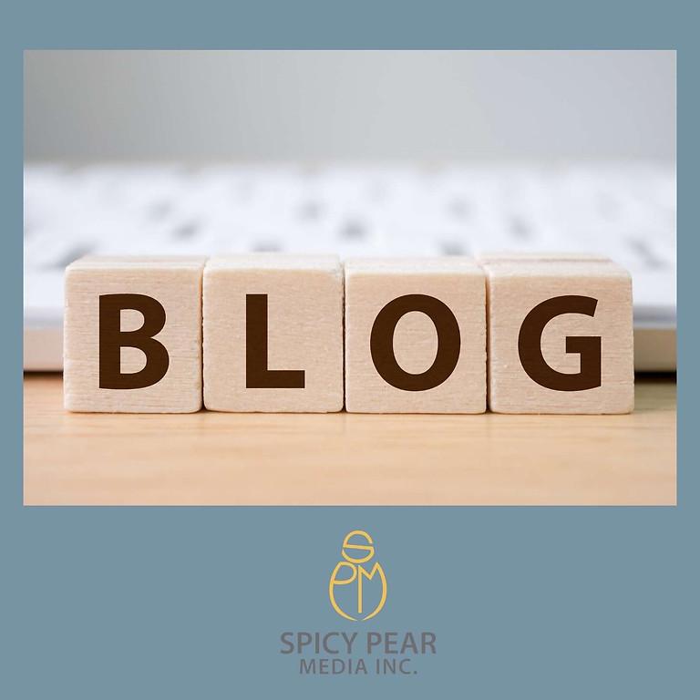 Spicy Pear Media Blog