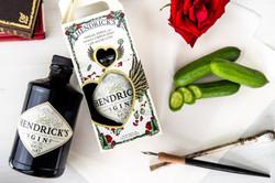Hendrick's Gin Valentine Giftset - Topsh