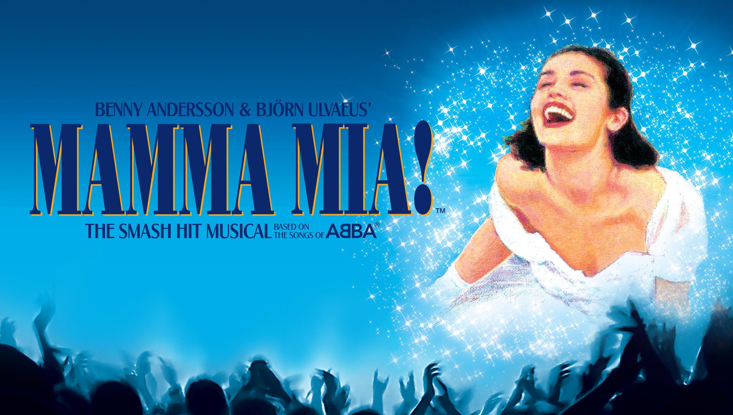 Mamma Mia UK Tour   granthamhazeldine