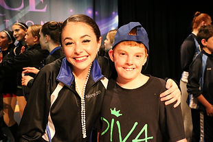Diva Dance Competition