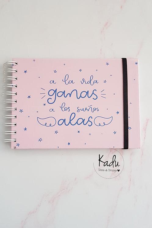 Cuaderno Alas