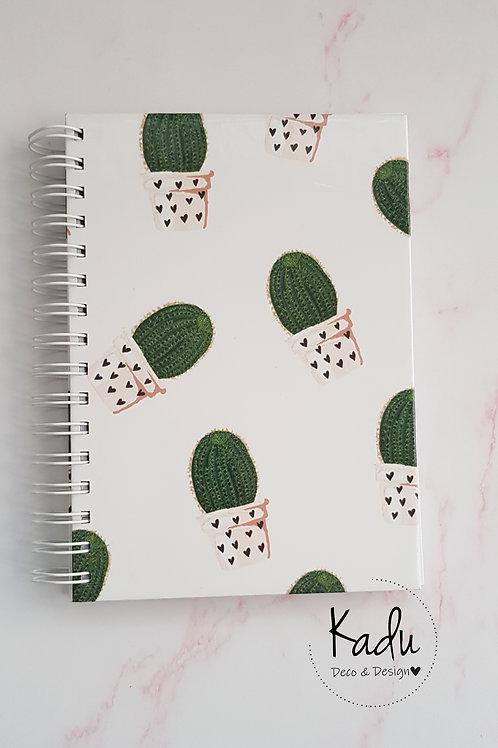 Cuaderno Cactus