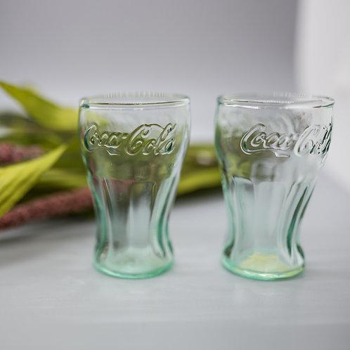 Small Unique Coke Glasses