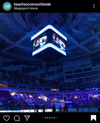 Mundialito Clubes Moscow 2020