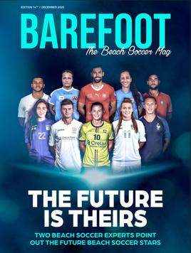 BAREFOOT #14