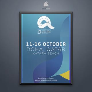 WORLD BEACH GAMES QATAR 2019