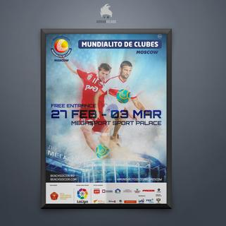MUNDIALITO DE CLUBES MOSCOW 2019
