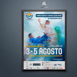 WORLD BEACH GAMES QUALIFIER EL SALVADOR 2019