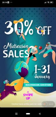 Midseason Sales PROMO