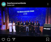 Beach Soccer Stars 2019