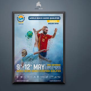 WORLD BEACH GAMES QUALIFIER SALOU 2019