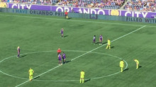 A Special Moment, and A Special Play: Orlando Pride Defeats The Seattle Reign 2-0