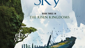 Happy Bookday: The Last Uncharted Sky