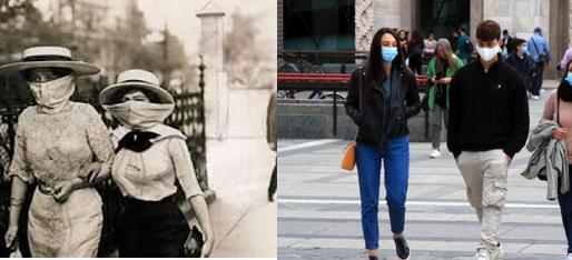 La pandemia, il nostro dialetto e un po' di storia