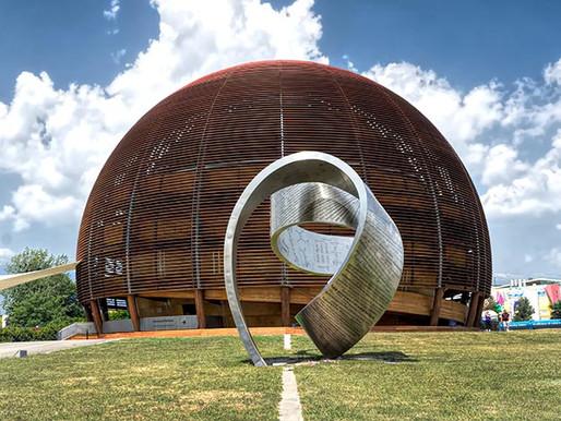 VILLAGREPPINI AL CERN