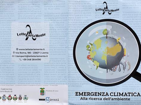 Concorso di scrittura sull'emergenza climatica