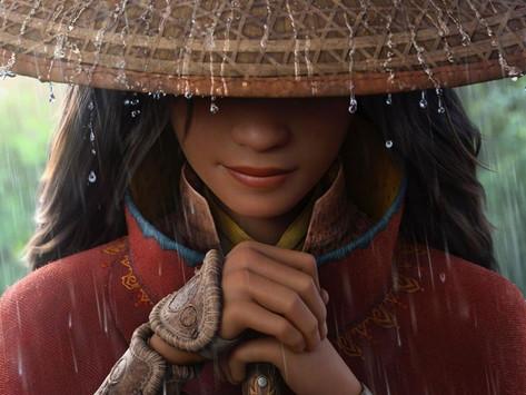 Raya e l'ultimo drago, firmato Disney