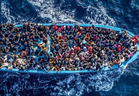 I migranti e l'indifferenza