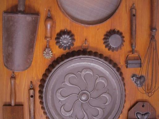 Sfida in brianzolo: gli oggetti da cucina