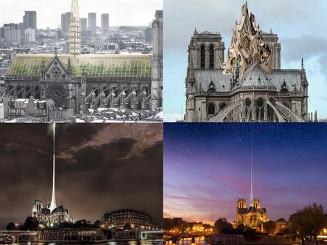 L'INCENDIO DI NOTRE DAME A PARIGI: aggiornamenti