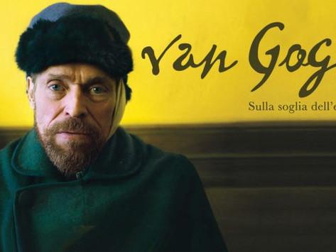 """""""Van Gogh – Sulla soglia dell'eternità"""": un film cerebrale"""