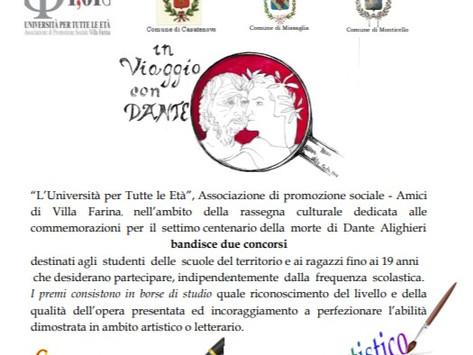 CONCORSO LETTERARIO E ARTISTICO! Ispirazione Dante