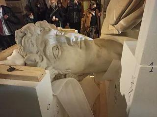 UN NUOVO DAVID, ma questa volta non di Michelangelo