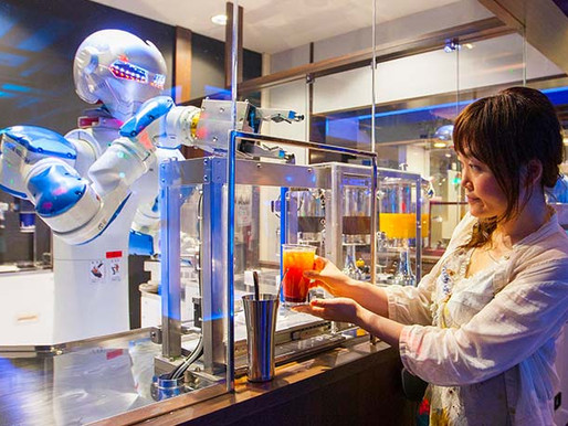 Robot e umani... una storia curiosa