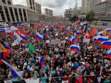 RUSSIA: 1917/2021, UNA RIVOLUZIONE INFINITA