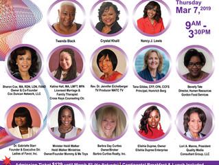 Transforming Women Entrepreneurs (TWE)| March 7, 2019