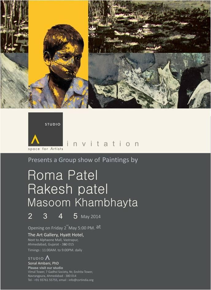 Roma  Masoom  Rakesh - Arathon Show