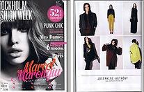 Stockholm fashion week mag