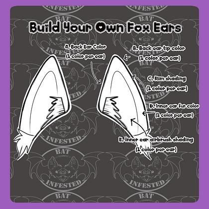 BYO Fox Ears