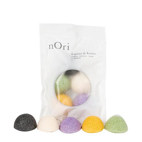 Paquete de Esponjas Minis de todos los colores