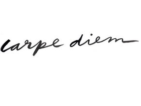 Carpe Diem...Now is the Time for Personal Development