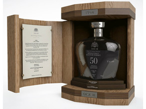 Cask 88 revela su 50años Single Cask Scotch Whisky