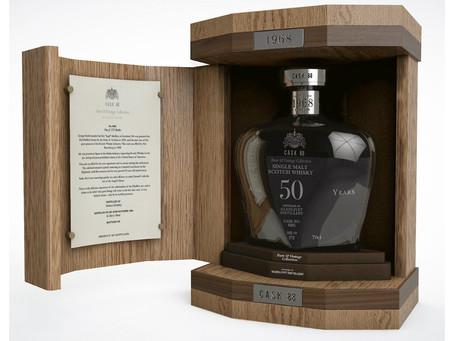 Cask 88 revela su 50años Single Cask Scotch Whisky
